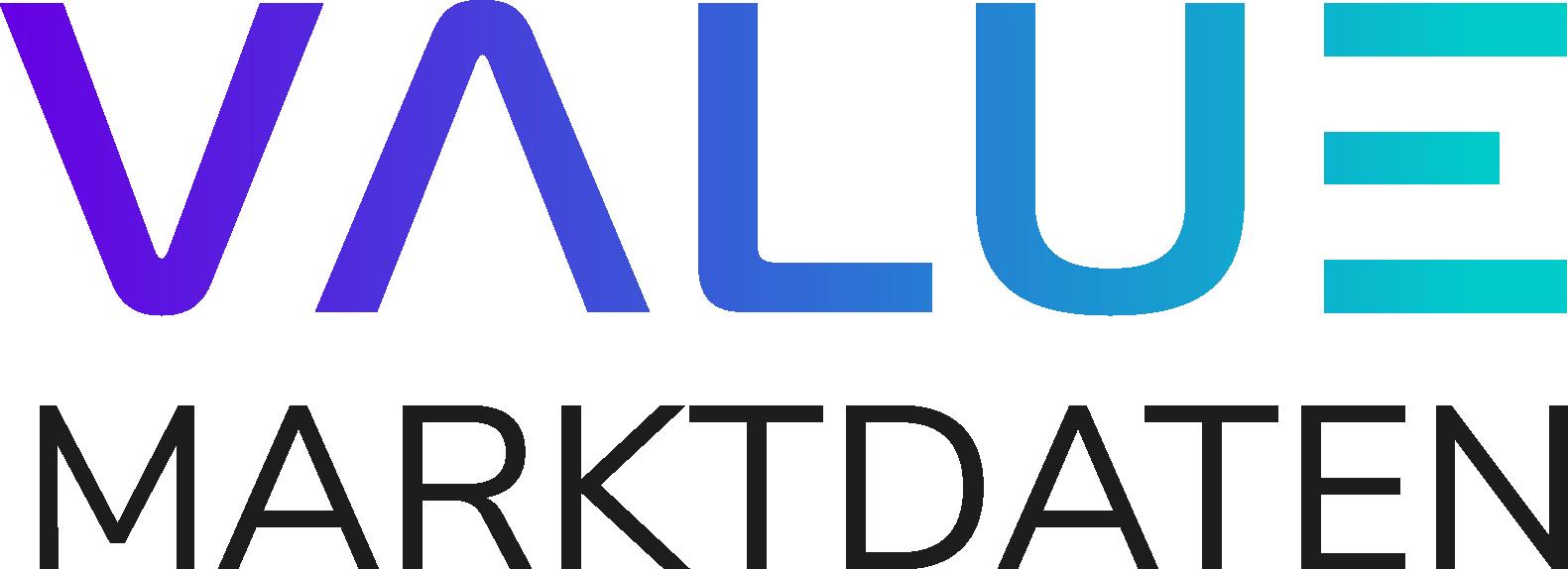 Logo value Marktdaten AG