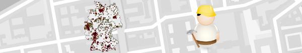 Immobilienmakrtdaten für Bauträger und Projektentwicklungen. Umkreisanalysen und Standortanalysen in Echtzeit. Wettbewerbsanalysen, Analyse des Neubaumarktes mit empirica-systeme Immobilienmarktdaten