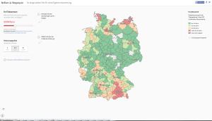 So lange zahlen Sie für eine Eigentumswohnung. Quelle: Postbank/Prognos/Berliner Morgenpost