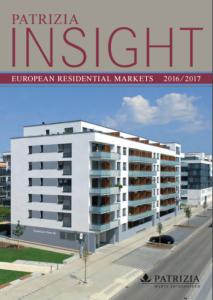 Deckblatt Patrizia Insight 2016/2017 (Quelle: Patrizia)